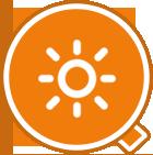 irradianza solare